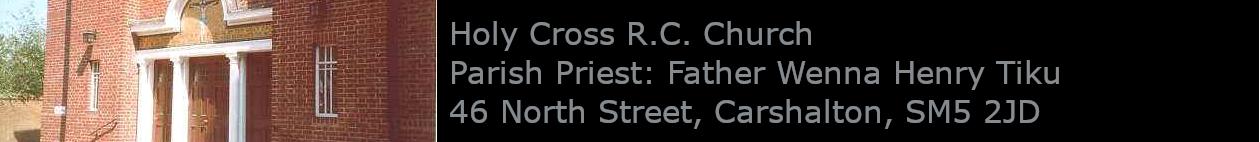 Holy Cross Roman Catholic Church